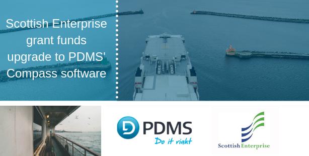 PDMS Scottish Enterprise Grant