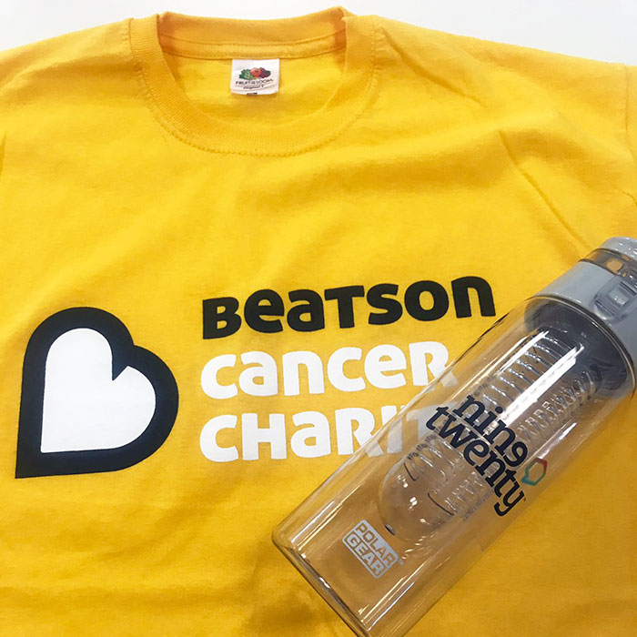 Nine Twenty Beatson Charity Walk